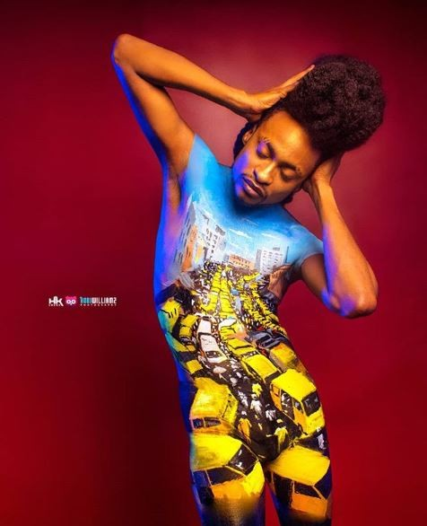 Denrele Edun celebrates 37th birthday