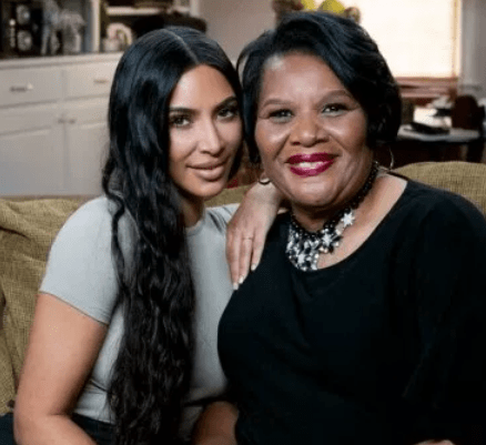 Kim Kardashian meets Alice Johnson for first time after she helped free her from prison