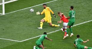 Russia thrash Saudi Arabia 5-0 in 2018 world cup opener