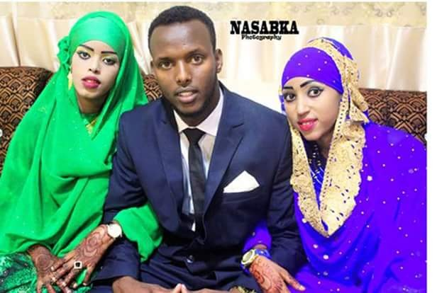 Young man weds two women at once in Kenya, encourages other men to do same if they can afford it