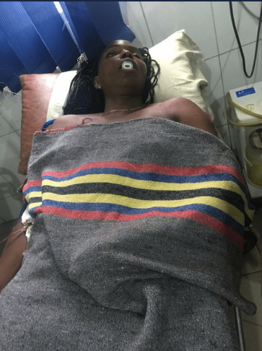 SARS officer allegedly kills female corps member who would have passed out tomorrow in Abuja (graphic photos)