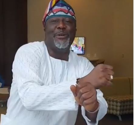 Video:?Dino Melaye releases another banger, declares PDP as?his new home