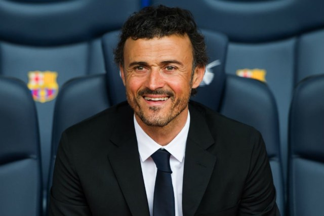 Spain appoint former Barcelona manager Luis Enrique as new coach?