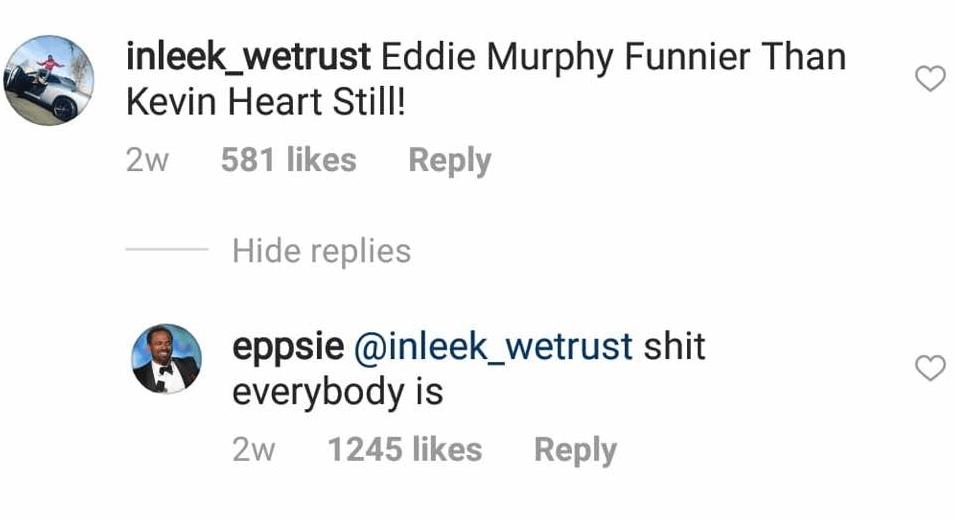 Mike Epps trolls Kevin Hart, saying he