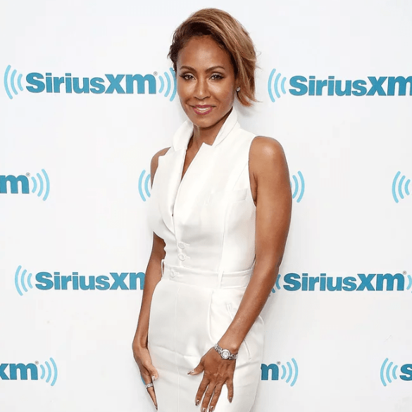 Jada Pinkett-Smith reveals she was a sex addict before she met her husband Will Smith