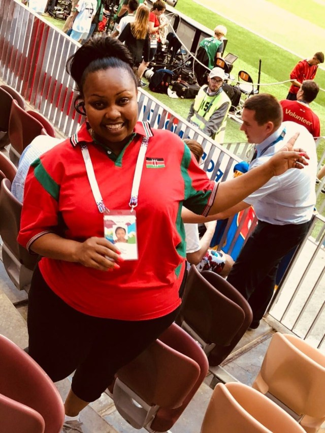 Angry Kenyans react after 20 politicians travel to Russia for World Cup (Photos)