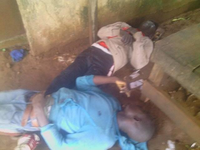 Photos: Thunder strike kills three in Ogun