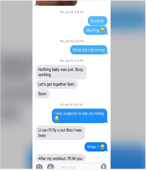 IG model Celina Powell exposes rapper Snoop Dogg for allegedly cheating with her, shares screenshots of messages and videos