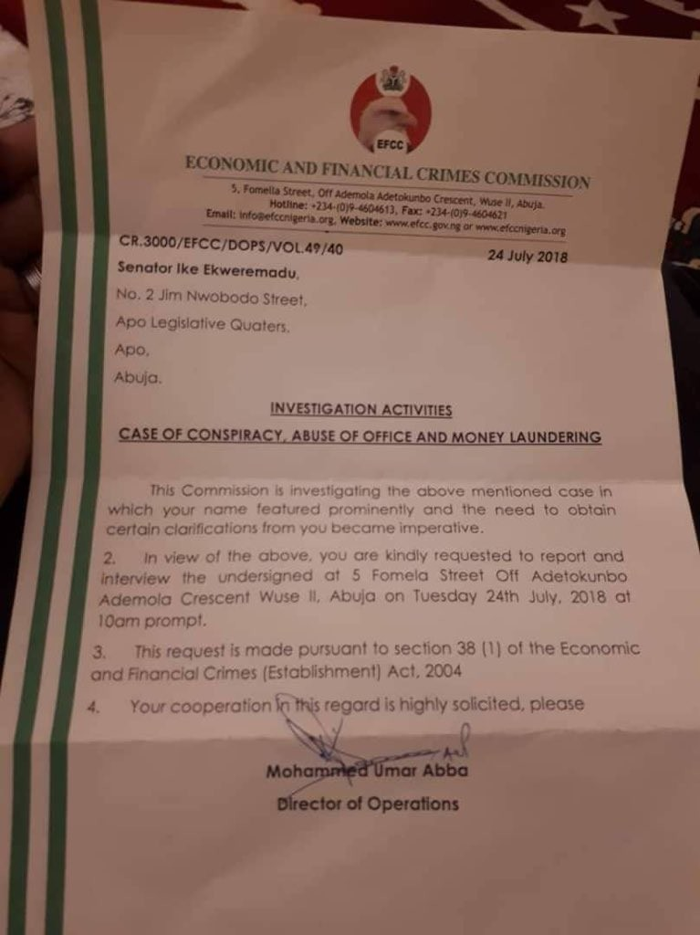 See Photo of EFCC