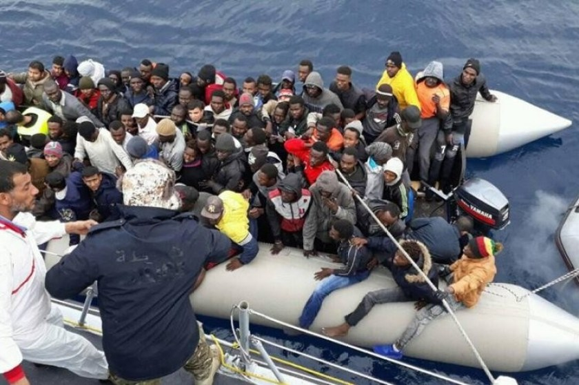 Libya Coast Guard rescues 16 Europe-bound Nigerians, 24 other migrants from the Mediterranean sea