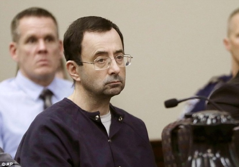 Disgraced former Gymnastics Doctor Larry Nassar who is serving up to 175 years in prison, was attacked by inmates?