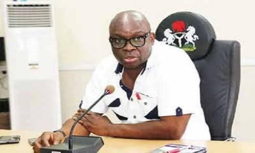 PDP raises alarm over plot to impeach Governor Fayose