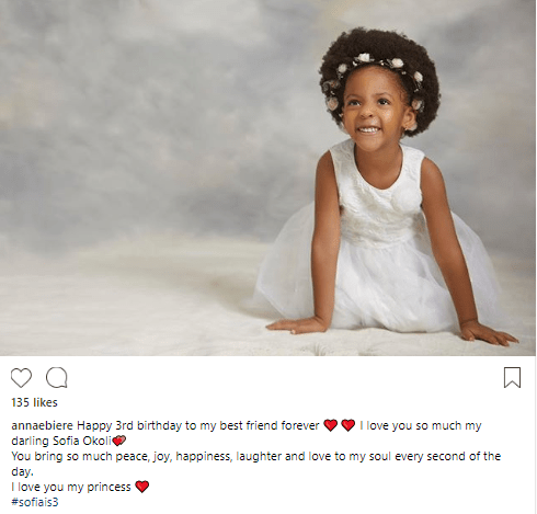 Flavour melts hearts as he celebrates his second daughter