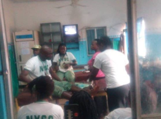 19 NYSC members seriously injured after 37 of them were?involved in auto crash just?minutes after leaving camp in Ogun State