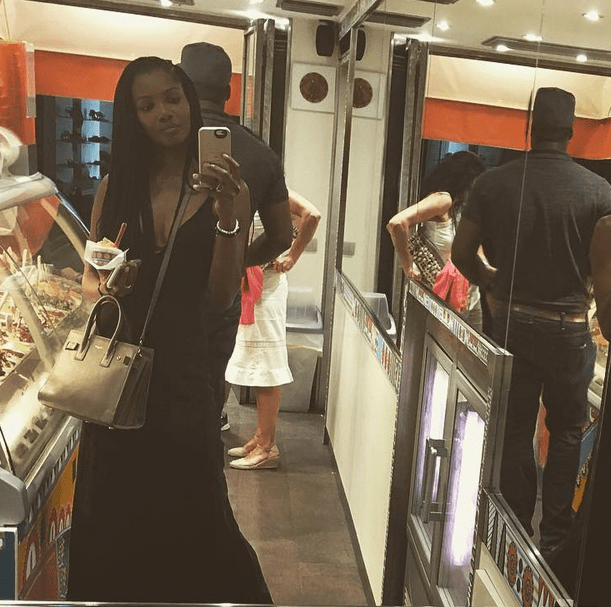 Agbani Darego stuns in new photos