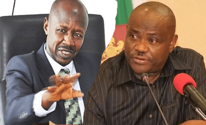 """""""Leave us alone, we are not answerable to you """" -  Rivers State Government tells EFCC"""