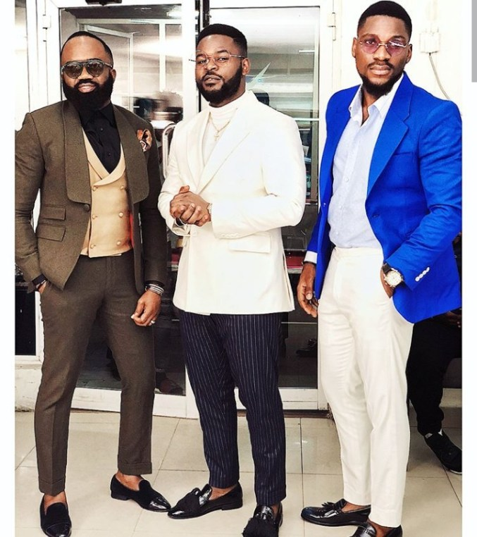 "Ifu Ennada exempts Noble Igwe from the ""sweet boys association"""