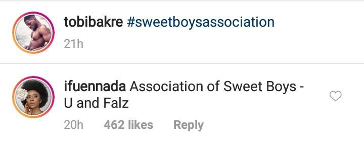 "Ifu Ennada exempts Noble Igwe from the ""sweet boys association"""