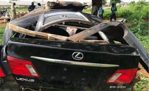 Sultan Of Sokoto?s eldest son in terrible car cash after reportedly ?getting high on Codeine