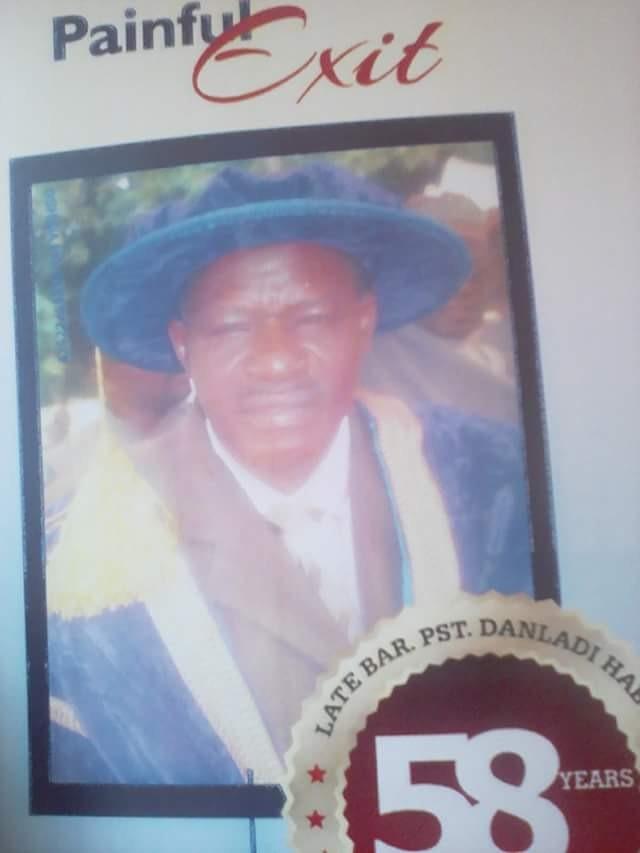 Photos: Deputy Registrar of Nasarawa State Polytechnic, Pastor Danladi Habu also died in Lafia explosion