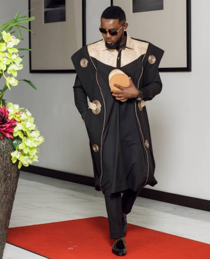 Merry Men: And the best Agbada goes to...?