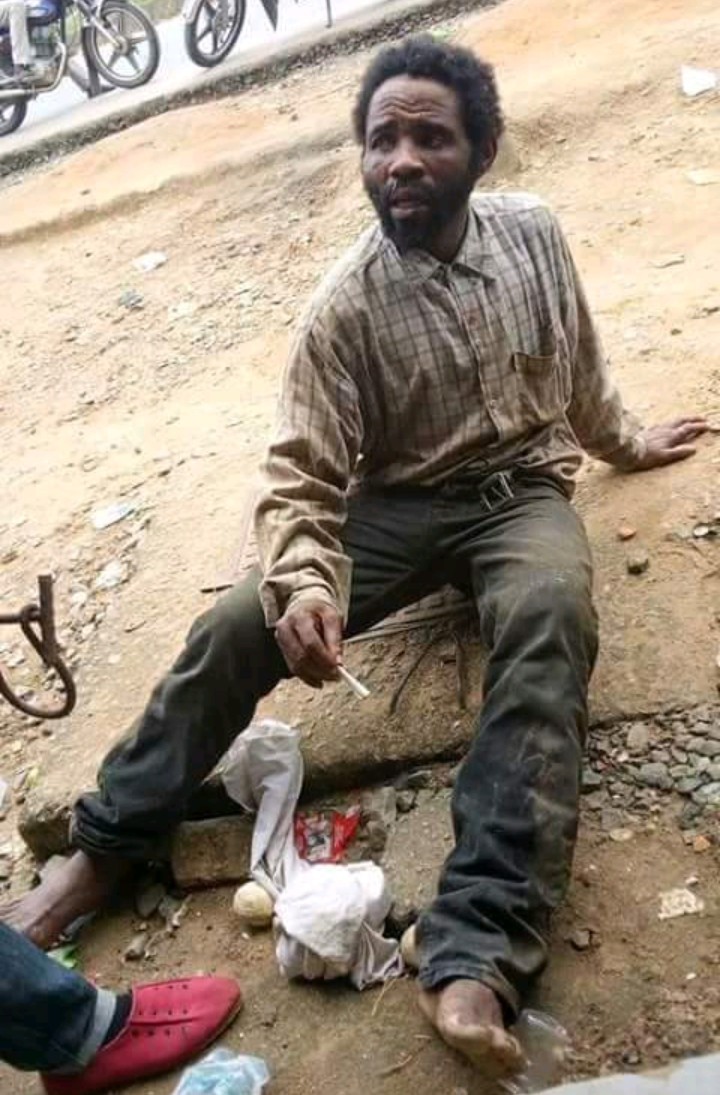 """""""Mad man"""" caught with live snake, condoms, car key, voters card and more in Rivers State"""