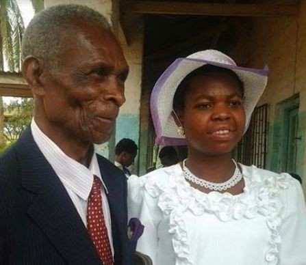 83 year old man set to divorce his?26-year old wife over allegations of domestic violence