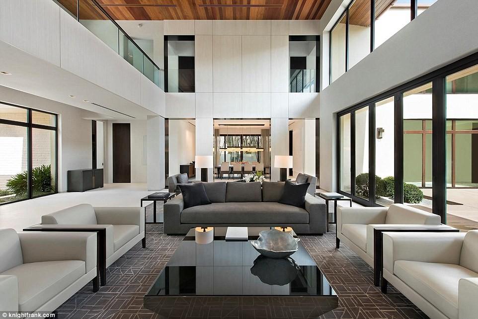 DJ Khaled's $26m- new mansion in Miami Beach