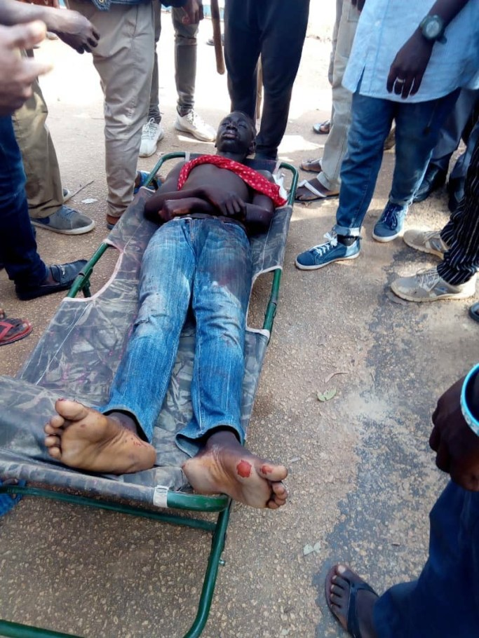 Photos: Five killed in fresh crisis in Jos