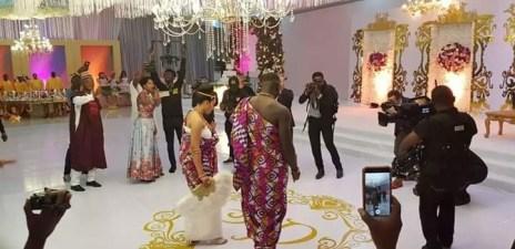 Photos: Traditional wedding of Pastor Chris Oyakhilome
