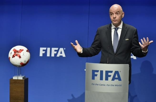 FIFA suspends Sierra Leone FA from football activities over government interference