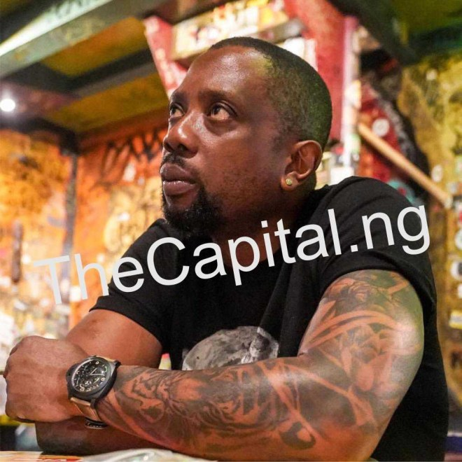 WTH happened to billionaire, Kola Auko? He now looks gaunt and covered in tattoos (photos)
