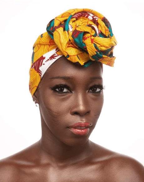 Nigerian model with tribal marks begins online campaign to get Rihanna