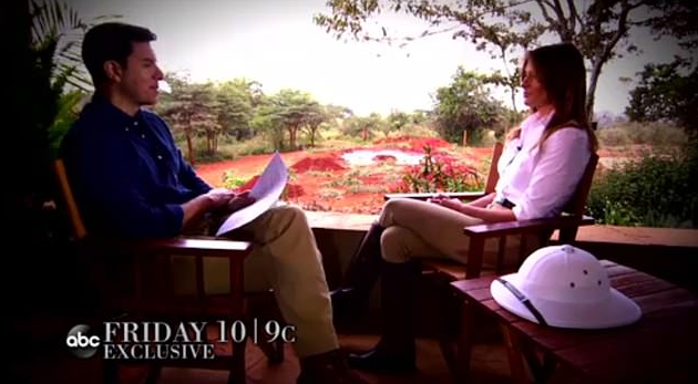 Melania Trump to tell all: Sits down for solo TV interview and talks about her husband