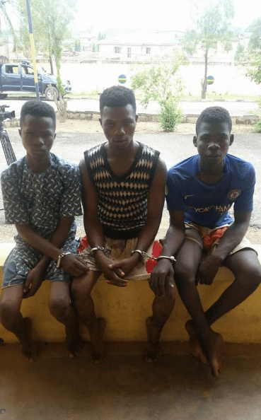 20-year-old suspect narrates how he lured and killed a commercial motorcyclist in Ogun state