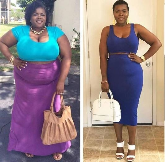 Check out this Incredible weight-loss photo