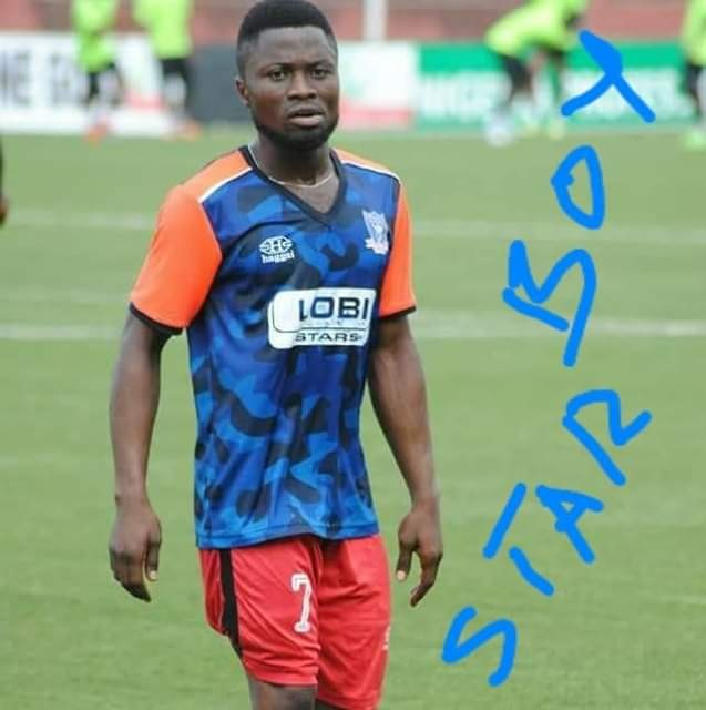 Kidnappers of Lobi Stars