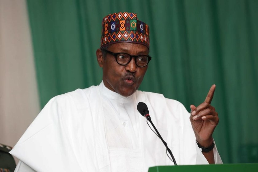 My government deserves continuity- President Buhari