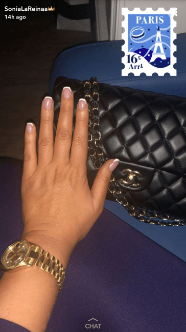 IK Ogbonna?s wife, Sonia appears to confirm their marriage is over after flashing ringless finger (Photo)