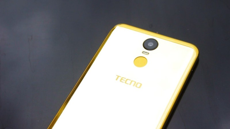 Tecno Pouvour 2 Pro Gold Edition:  Not a bad deal for a premium class smartphone