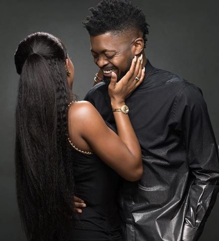 """It?s been a bittersweet ride"" - Basketmouth & wife, Elsie celebrate their 8th wedding anniversary (Photos)"