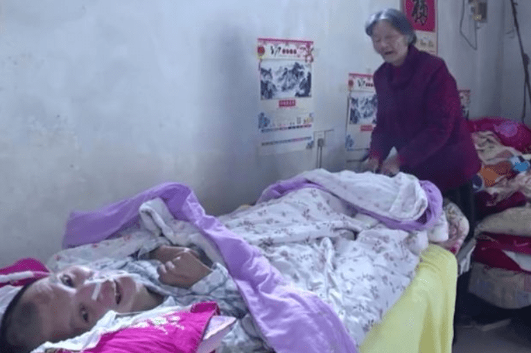 Man wakes up from 12-year coma after car crash