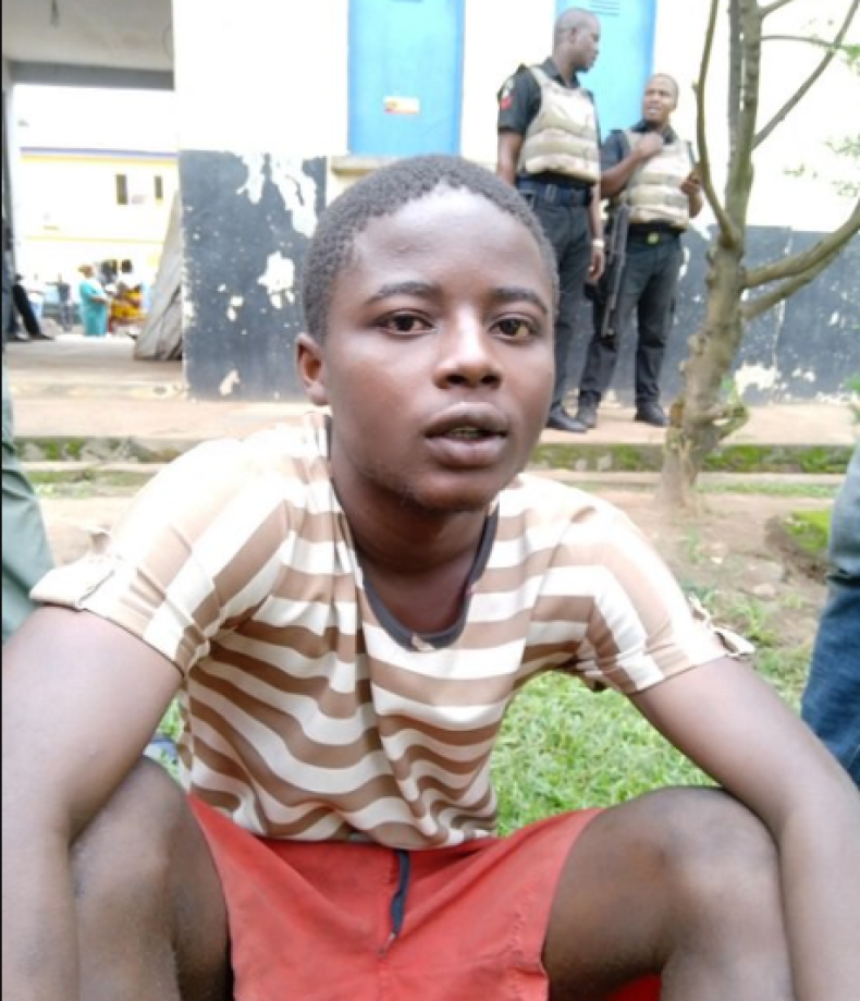 Boy, 18, kills his mother then has sexual intercourse with her corpse for ritual purposes