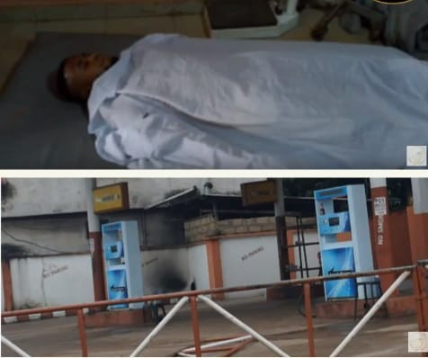 Photos: Young Filling Station manager stabbed to death by his employer in Nnewi over N40k
