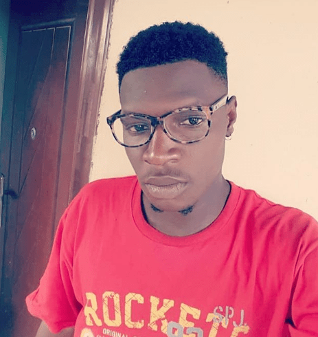 Photos: Family seeks help as 23-year-old man, Damilola Ogunjobi,  remains missing for over one week in Lagos