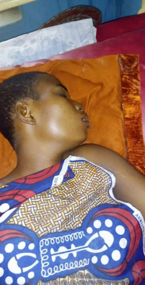 Girl, 18, left in a coma after boy hit her with pestle during argument in Benue (photos)
