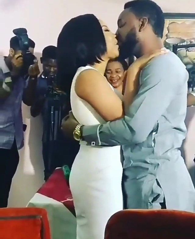 Photos of Linda Ejiofor and Ibrahim Suleiman at their court wedding