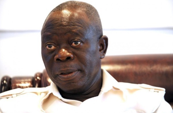 Without Obasanjo, Nigerians would vote enmass for Buhari- Oshiomhole