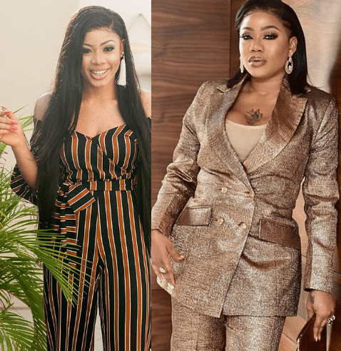 Nina blasts Instagram user who involved Toyin Lawani after her account was hacked