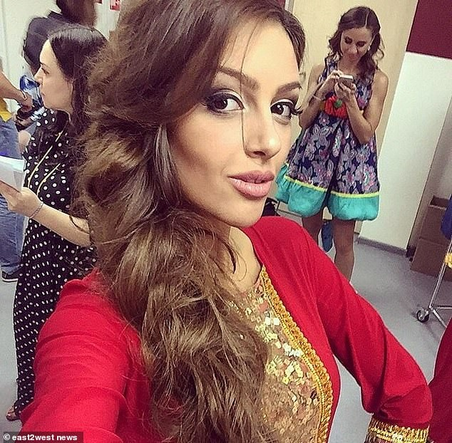 Former Miss Moscow, 25, marries Malaysia